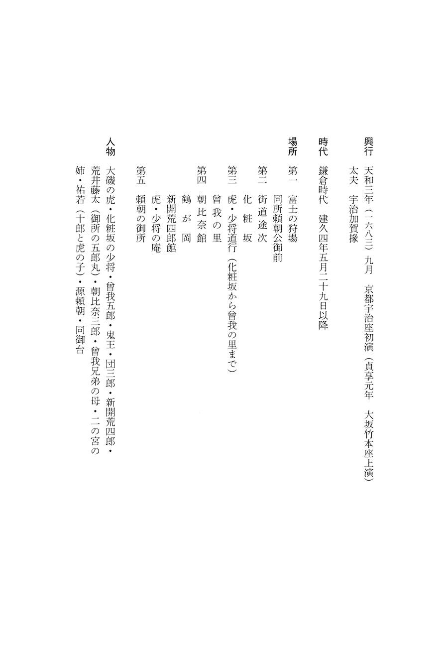 信多純一/校注 『新潮日本古典集成〈新装版〉 近松門左衛門集』   新潮社