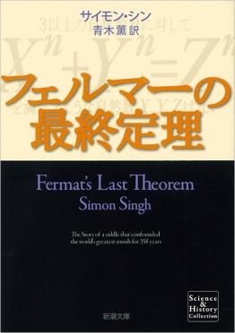 感動する・泣ける小説『フェルマーの最終定理』